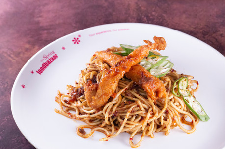 IMG_0421_Fried Noodle Sambal w Chicken.JPG