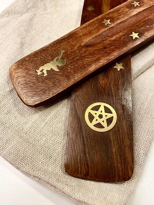 Pentagram Ashcatcher
