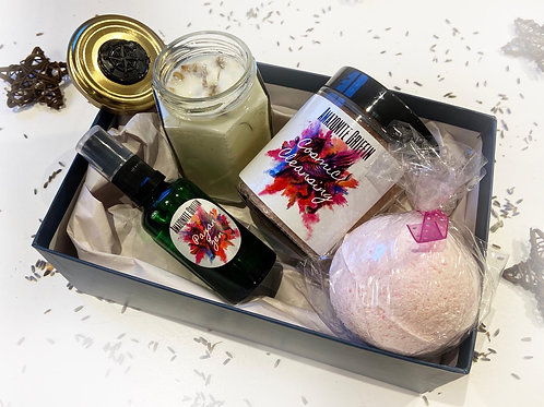 Stress release gift set