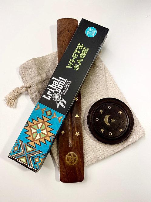 Tribal Soul White Sage Incense