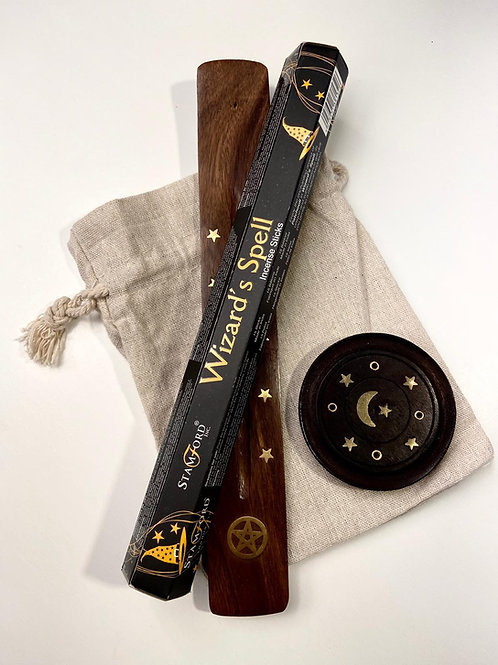 Wizard's Spell Hex sticks