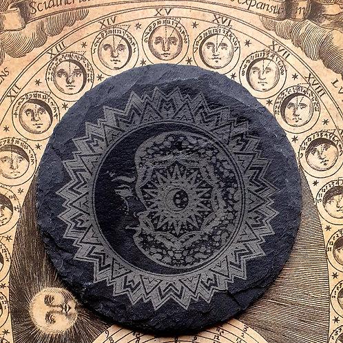 Moon Mandala Mini