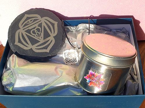 Root Chakra Gift Set