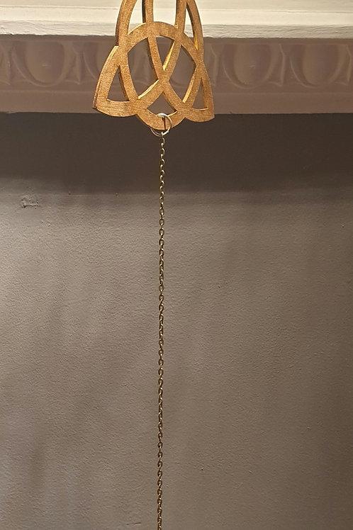 Triquetra suncatcher