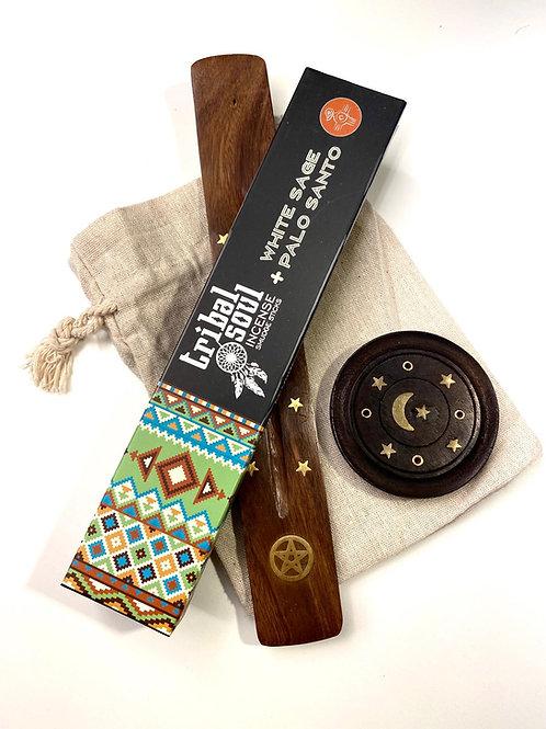 White sage and Palo santo Incense sticks