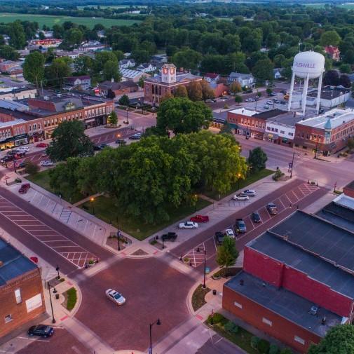 Rushville, IL