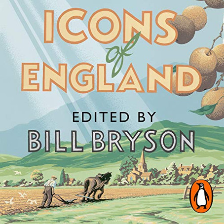 Ben reads Bill Bryson's ICONS OF ENGLAND for Audible