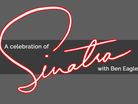 A Celebration of Sinatra, a return to Tewkesbury