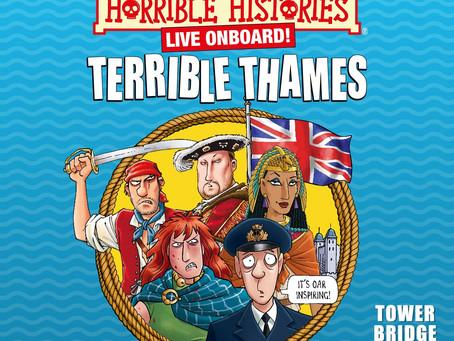 Horrible Histories: Terrible Thames