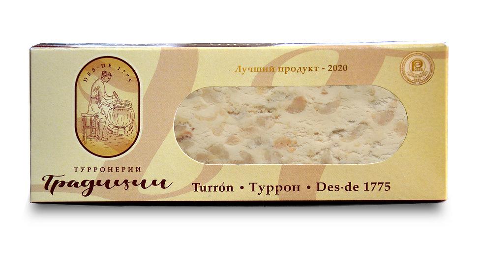 Туррон из цельного арахиса, 100 г
