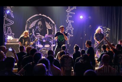 Napalm Death - Sept 2016 - La Puce a L'O