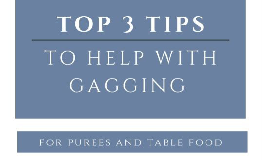 Free download on helping baby with gagging