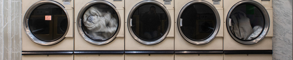 Dryers_Holloway Launderette_Holloway Rd