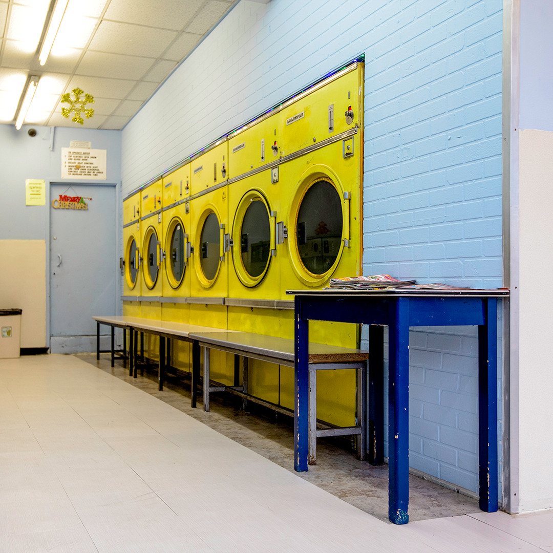 Dee Bee Launderette, North Street, RM1