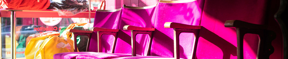 Pink seats_dirty laundry_wandsworth rd_S