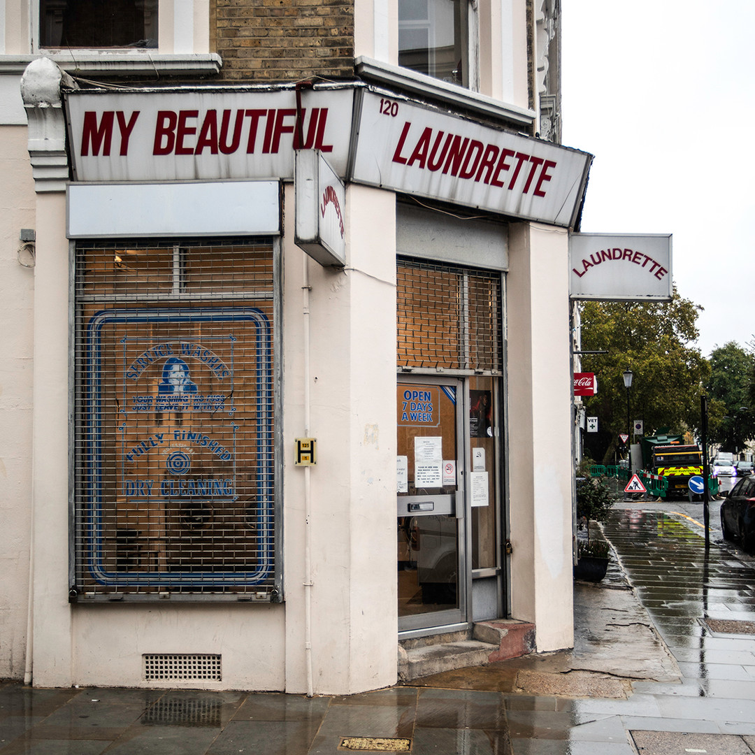 My Beautiful Launderette, Talbot Road, W11