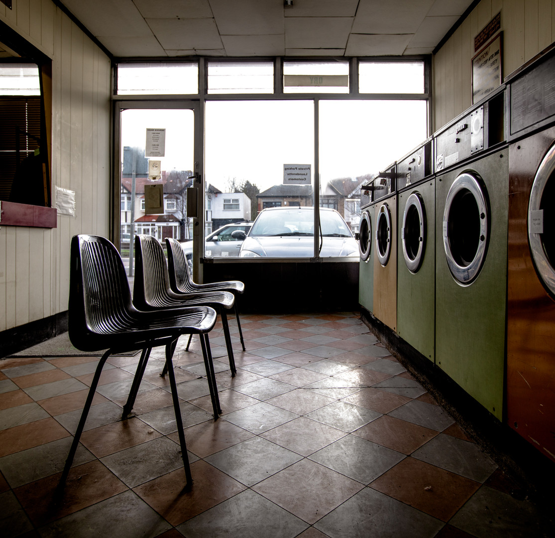 The Launderette, Eastern Avenue, IG4