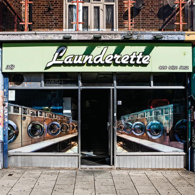 Launderette, New Cross, SE14
