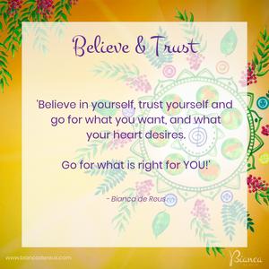 Believe & Trust