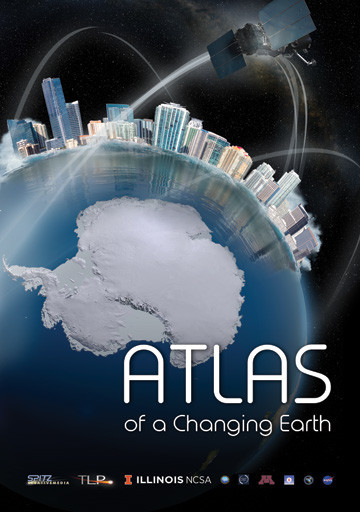 Atlas of a Changing Earth Poster