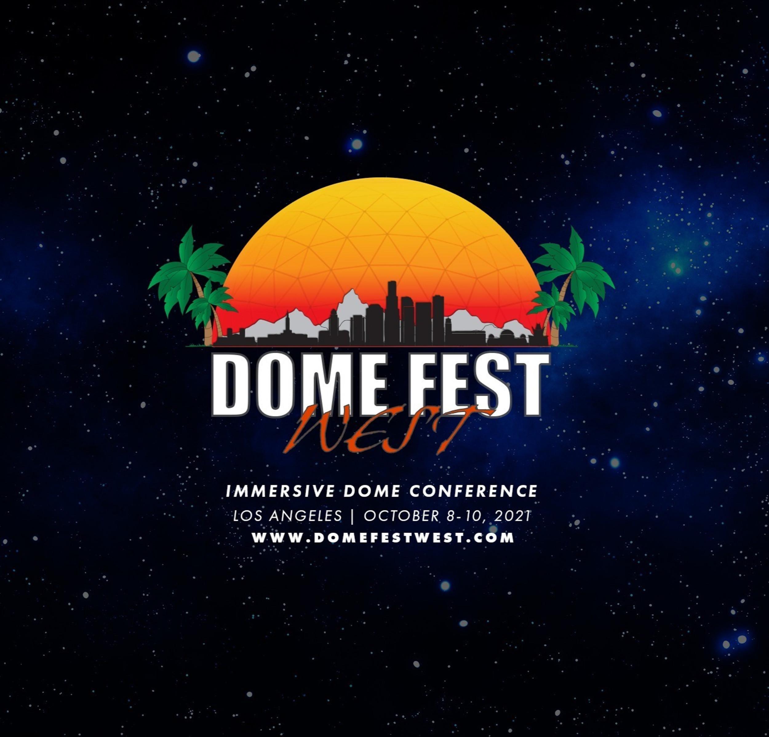 2021 Dome Fest West | Immersive Dome Film Festival - Dome Fest West
