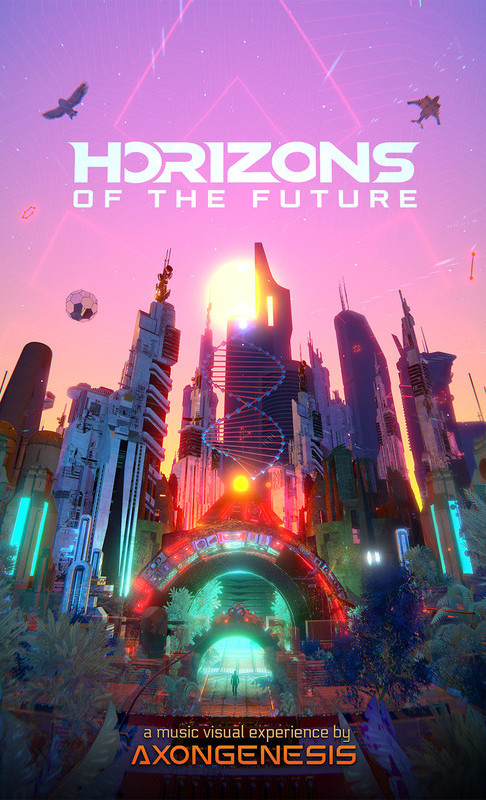 Horizons Of The Future Poster