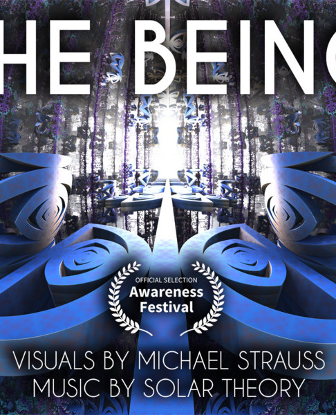 The Being 360 Poster