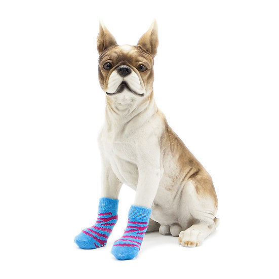 Dog Socks Anti Slip Grip Puppy Socks Slippers