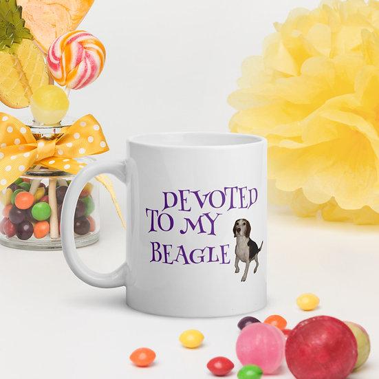 Beagle Coffee Mug Cup Gift