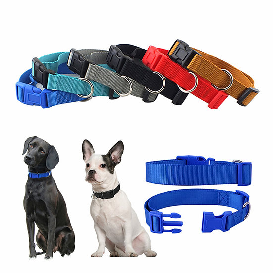 Bulk Dog Collars Puppy Litter Identification Breeders Rescues size XS lours