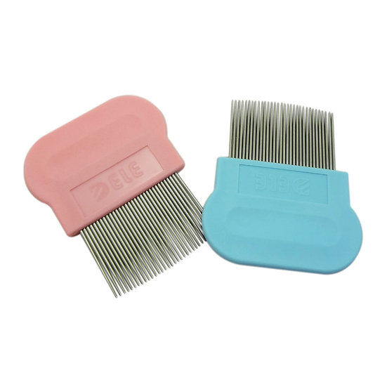 Fine Tooth Flea Comb for Cats and Kittens Short haired pets