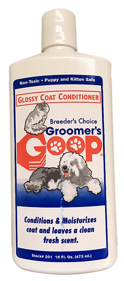 Groomers Goop Conditioner for Dogs and Cats 473ml