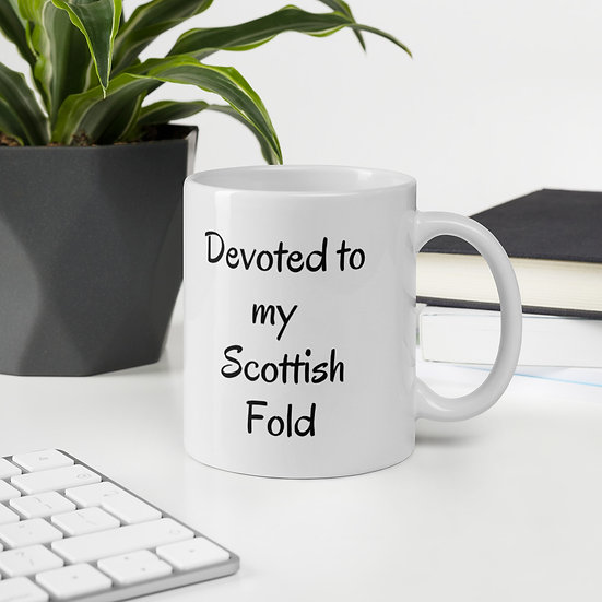 Scottish Fold Coffee Mug Tea Cup
