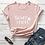 Thumbnail: Boxer Mama Printed Women's T-Shirt 100% cotton