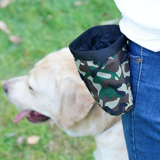 Puppy Pet Dog Treat Snack Food Pouch Training Obedience Free How To Guide
