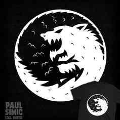 Direwolf Vs Dragon