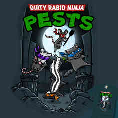 Trash Ninjas