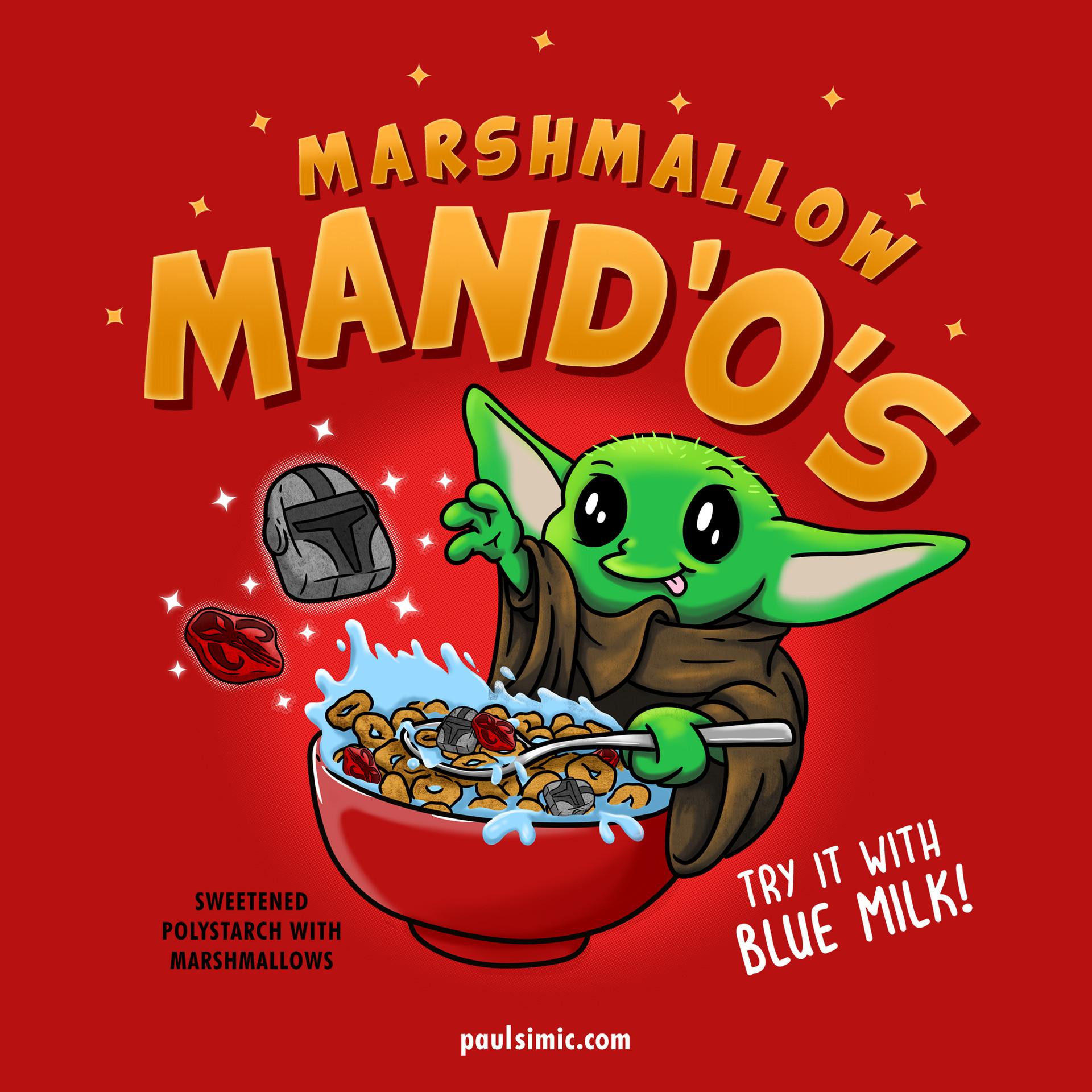 Baby Yoda Cereal SHIRT