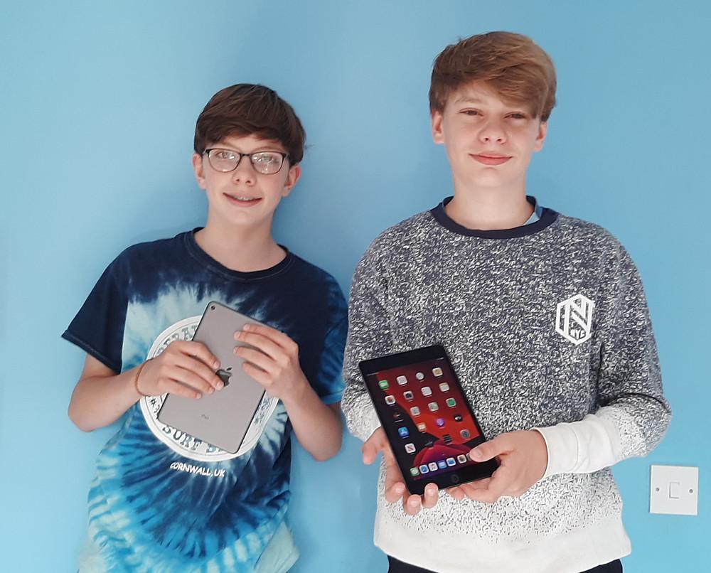 Tom and Josh