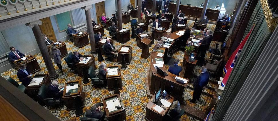Tennessee Senate gives OK on Anti Trans Athlete Bill