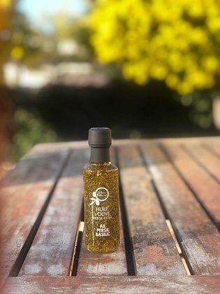 Huile d'olive ail persil basilic 100 ml