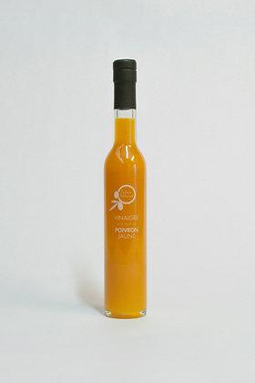 Vinaigre à la pulpe de poivron jaune: 250 ml