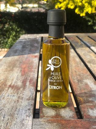 Huile d'olive au Citron: 100 ml