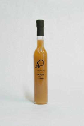 Vinaigre à la pulpe de pomme verte au miel: 250 ml
