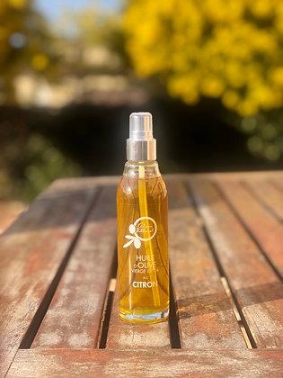 spray huile d'olive au citron 150 ml