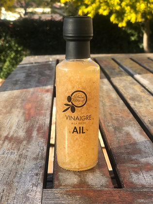 Vinaigre à la pulpe d'Ail: 100 ml
