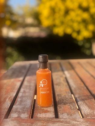 Vinaigre à la pulpe d'abricot: 100 ml