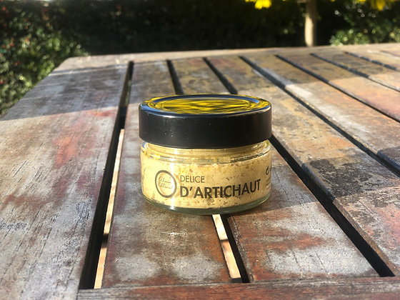 Délice d'artichaut verrine 110 gr