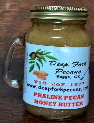 4oz Praline Pecan Honey Butter