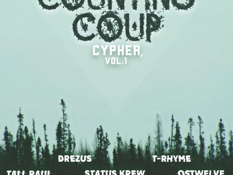 RUDEGANG ENTERTAINMENT PRESENTS: COUNTING COUP CYPHERS, VOL. 1